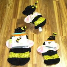 Bumble Bee Dog Costumes~LIGHT UP WINGS~Small & Medium~Brand New W/Tags