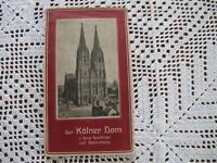 Buch, Der Kölner Dom, Geschichte und Beschreibung, von 1923