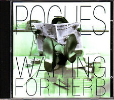 THE POGUES - WAITING FOR HERB - CD (COME NUOVO)