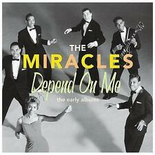 Smokey Robinson Depend On Me: The Early Albums by The Miracles 2009 Hip-O Select