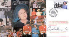 CC73 RAF Queen Mother cover signed Liberal Democrat Leader Charles Kennedy MP