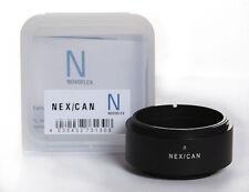 NOVOFLEX adaptador NEX Can Canon FD a SONY NEX *.