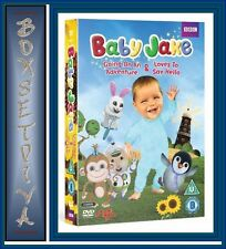 BABY JAKE - COMPLETE 1 & 2 BOXSET  ***BRAND NEW DVD ***