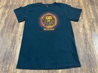 Disney's The Lion King Broadway Musical Men's Black T-Shirt - Small