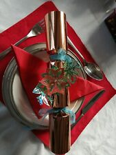 Hand Crafted Luxury Christmas Crackers