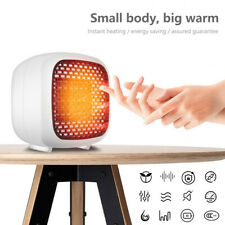 220V 800W Mini Hause Heizung Tragbare USB Luft Heizung Warm Fan Heizung Desktop