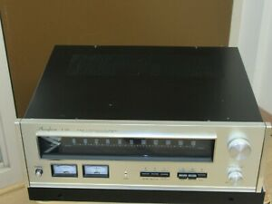 Accuphase T-101 Vintage Stereo FM Tuner