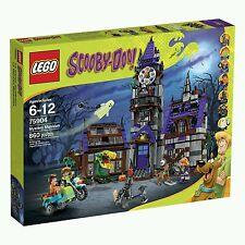 LEGO SCOOBY DOO / 75904 MYSTERY MANSION / BIG BOX SET /RARE/BNIB NEW✔ FAST POST✔