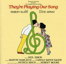 They'Re Playing Our Song - Cast Recording (1988, CD NIEUW)