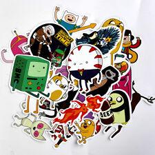 25Pcs/Lot Adventure Time Cartoon Decal Waterproof Stickers