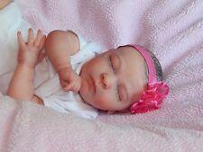 Sweet Reborn Baby Girl*Realborn Joseph Now Sadie*Alicia's Angels*Art Doll*