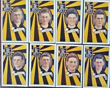 FOOTBALL CARDS ALLENS - AUSSIE RULES 1933 - RICHMOND TIGERS FOOTBALL CLUB