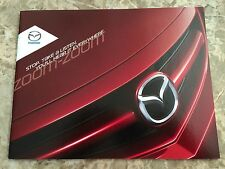 "2009 MAZDA Cars/Van/SUV's ""Full Line"" 32-page Original Sales Brochure"