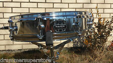 Mapex MPX Snare Drum Steel 14x3.5 Piccolo Snare Drum Chrome MPST4351