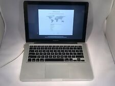 MacBook Pro 13 Early 2011 2.7GHz i7 8GB 500GB Functional SOLD AS IS - FOR PARTS