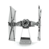 Fascinations Metal Earth Star Wars Imperial TIE Fighter 3D Model Kit MMS256