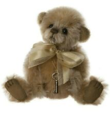 SPECIAL OFFER! 2019 Charlie Bears Minimo Mohair LOCKET (LE of 600 ) RRP £80