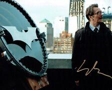 Gary OLDMAN SIGNED Autograph 10x8 Photo AFTAL COA Batman Commissioner Gordon
