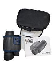 Bushnell Nightwatch Wateproof noche visión monocular 2X24 Binocular 2x//Alcance Nuevo
