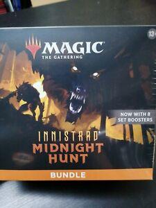 Magic The Gathering Innistrad Midnight Hunt Bundle New