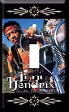 Jimi Hendrix Light Switch Plate Cover J001S Led Zeppelin Yardbirds
