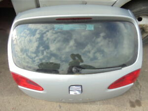 SEAT LEON 2007 TAILGATE SILVER COLLECTION ONLY