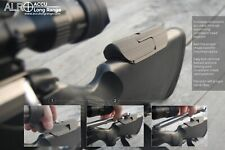 Increase your accuracy 16mm Rifle stock Cheek Rest riser v2 & easy bolt removal