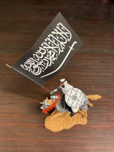 Timpo Islamic Desert Warrior - Bannerman Conversion - Saladin - 1970's