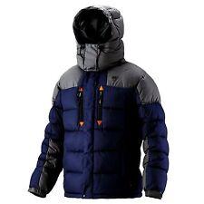 New Mens Winter Down Wellon Warm Parka Coat Heavy Duty Hooded Jacket Outerwear