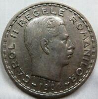 ROMANIA 100 lei 1932 PARIS VF/XF Scarce #B92