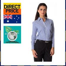 Button Down Shirt Machine Washable Casual 100% Cotton Tops & Blouses for Women
