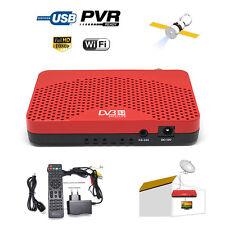HD DVB S2 Mini Digital Satellite Combo Receiver Decoder Set Top Box PVR EE