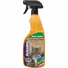 STV - Defenders - Cat Repellent Deterrent Repeller Spray 1 LITRE - Keep Cats Off