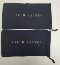 Ralph Lauren Dust bags (lot of 4)