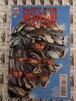 Hunt For Wolverine (2018) Marvel - #1, Over-Sized 52 pgs, Soule/Marquez, NM