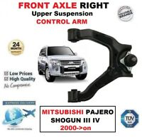 Eje delantero dcho. Brazo De Control Superior Para Mitsubishi Montero Shogun III