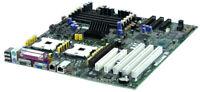 Intel SE7505VB2 Scheda Madre 2x s604 DDR C15472-702