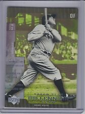 f38939e4e02 Player  Clayton Kershaw. BABE RUTH 2000 Upper Deck Legends Millennium Team   UD5 (D2154)