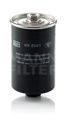 MANN-FILTER Kraftstofffilter für Kraftstoffförderanlage WK 834/1