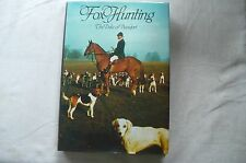 """FOX-HUNTING"" THE DUKE OF BEAUFORT 1980 SIGNED 1ST EDITION IN JACKET"