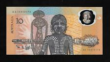 1988  AUSTRALIAN TEN DOLLAR  NOTE - COLLECTORS EDITION IN FOLDER -NEW CONDITION