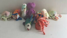 TY Beanies Mini Sea Creatures with Tags, (878J40