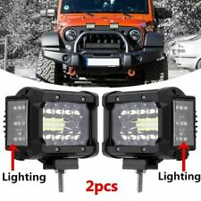 2x 3.5'' 36W LED Work Light Spot Combo Driving Lamp Offroad Truck SUV 4WD 6500K