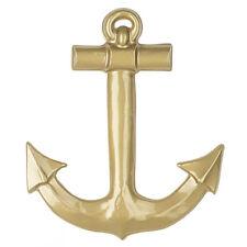 GOLDENER DEKO ANKER # Meeresdeko Sommer Maritime Meeres Seefahrt Dekoration 5074