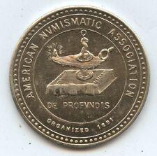 Numismatic Medal 1948 ANA (#7465) New. Boston Mass. Carefully Check out the Phot