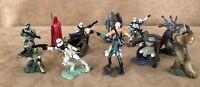 2005 - 2006 Star Wars Hasbro LFL action figure lot C3PO kashyyyk trooper