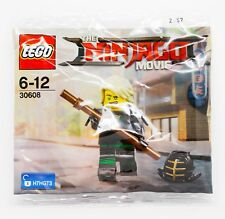 LEGO NINJA GO THE MOVIE LA PELICULA NINJAGO LLOYD 30608 H7HGT3 NUEVO