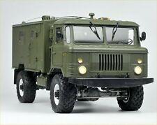 Cruz GC4M Off Road 4WD RC camión militar Rock Crawler Modelo 1/12 520mm de largo