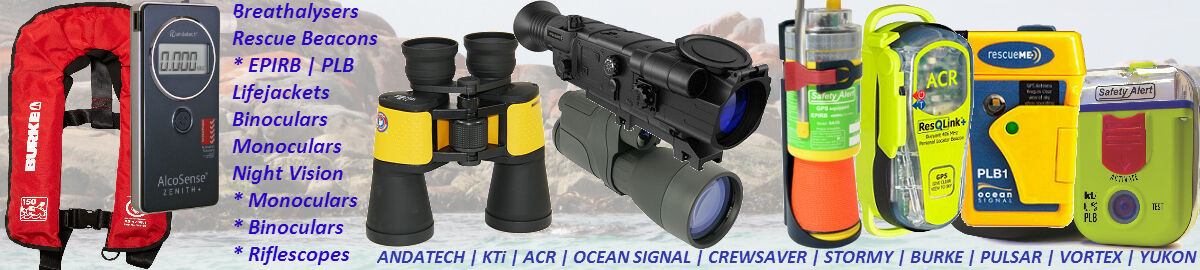 SkippersMate EPIRBs PLBs OPTICS