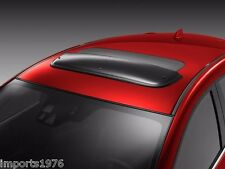 2014 - 2017 Mazda3 6 Genuine OEM Sunroof / Moonroof Wind Deflectors 0000-8P-L45